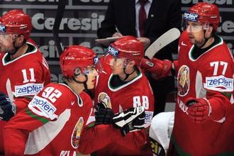 Сборная Белоруссии провалилась на ЧМ в Финляндии и Швеции