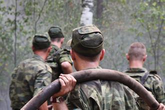 Девять десантников погибли в Туве при тушении пожара