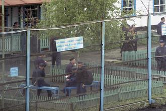 Заключенные отряда колонии общего режима в Якутии вскрыли себе вены