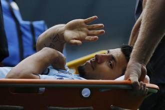 Пока неизвестно, насколько тяжелая травма у Серхио Агуэро