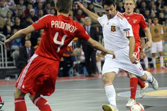 Сборная Испании — «злой гений» российской команды