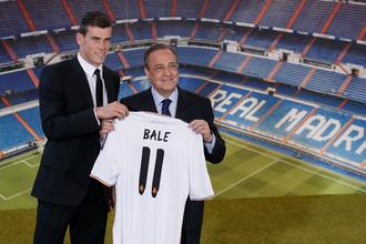 «Реал» выложил за Гарета Бэйла €100 млн — но долго ли продержится этот рекорд?
