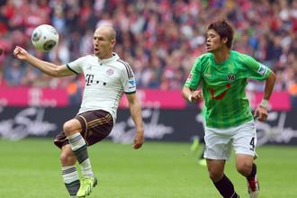 «Бавария» устроила дефиле в новой форме и обыграла «Ганновер»