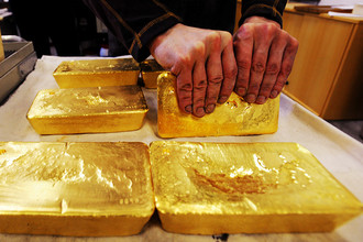 Заговор дороже золота