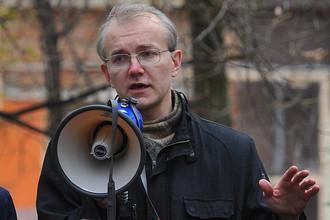Экс-депутат Госдумы, глава астраханского отделения «Справедливой России» Олег Шеин