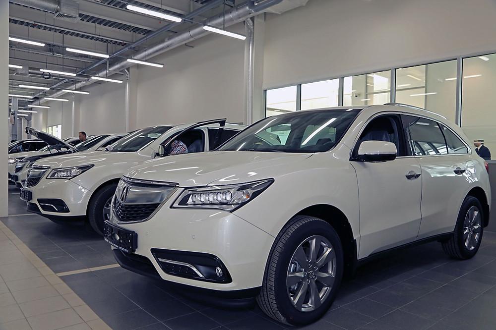 Автосалон acura в москве официальный покупка авто без денег