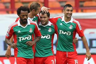 «Локомотив» может вернуться на победнуюю колею после игры с кипрским «Аполлоном» в Лиге Европы