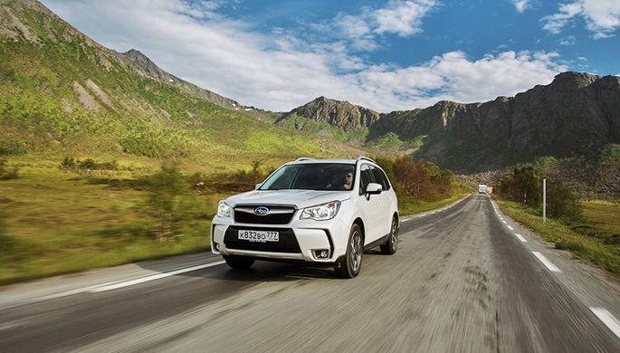 Что автомобили Subaru делают с водителями