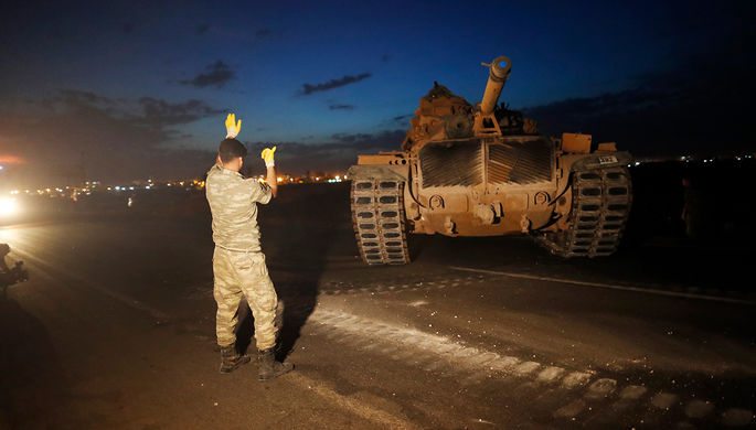 «Вопрос выживания»: Анкара не откажется от операции в Сирии