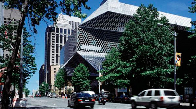 Сиэтлийн Төв номын сан (2004)