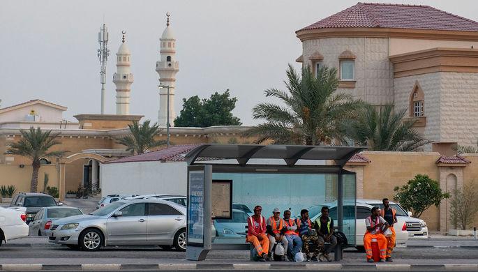 «Это не жизнь»: почему в Катаре массово гибнут мигранты
