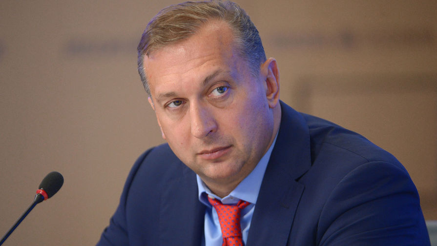 Член исполкома Олимпийского комитета России, президент Федерации по прыжкам в воду Алексей Власенко