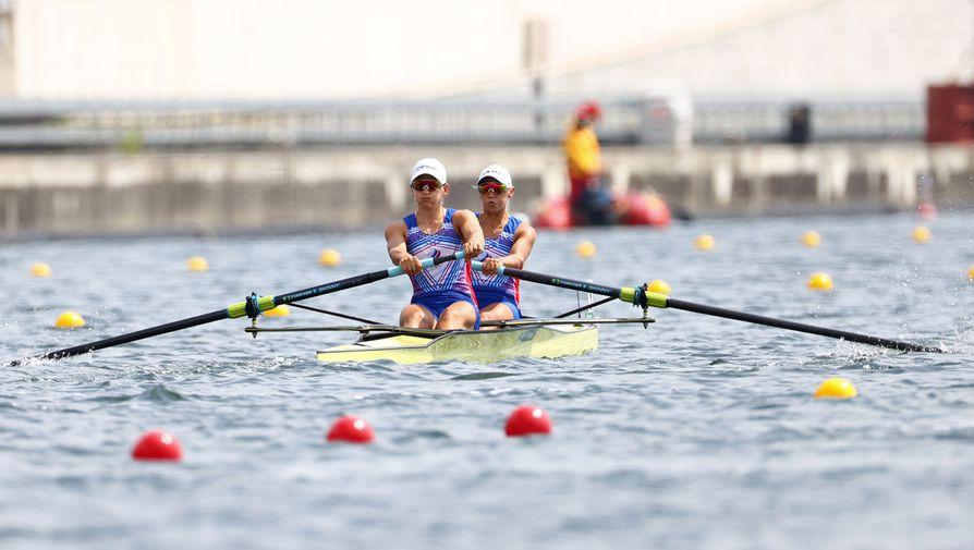 Россиянка расплакалась после завоевания серебра в гребле на Олимпиаде в Токио
