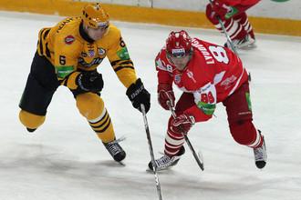 Роман Людучин сделал дубль в своем первом же матче сезона