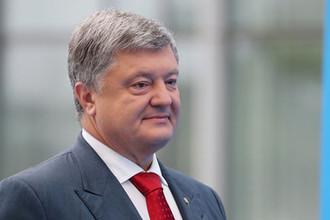 Порошенко заранее обвинил Россию