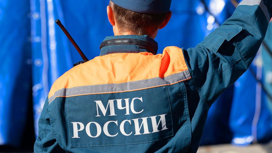 Взрыв произошел на магистральном газопроводе в Оренбургской области