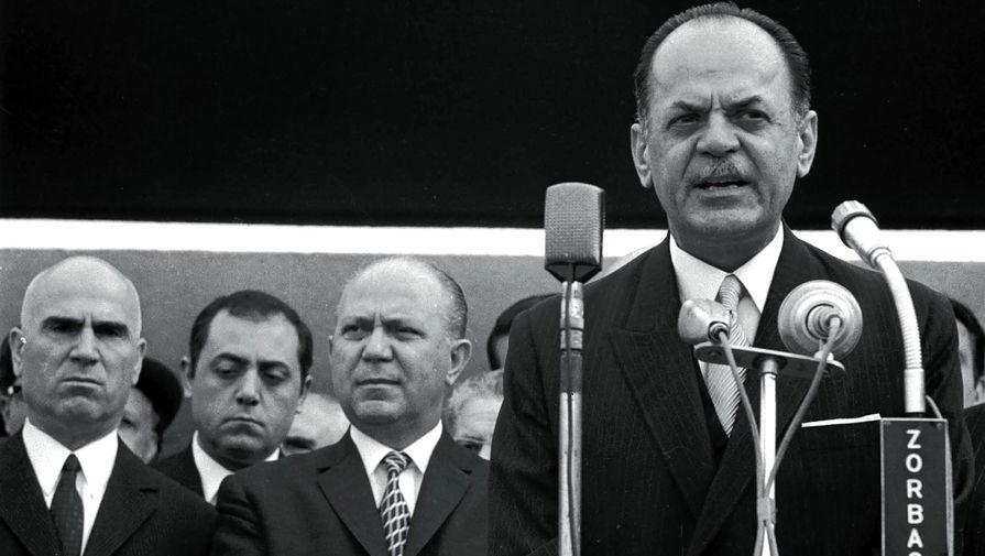 """45 лет назад в Греции свергли режим """"черных полковников"""""""