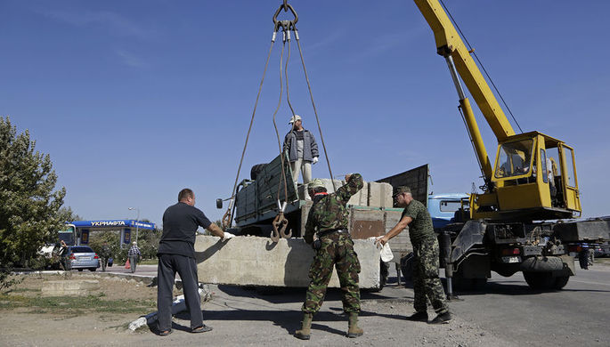 Ущерб на миллиард: в Киеве оценили потери из-за Крыма