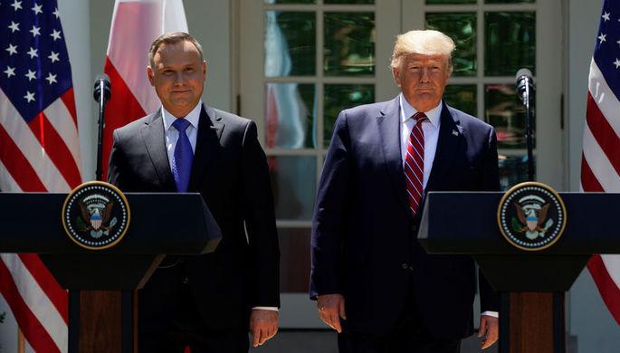 «Сделают все, что им скажут»: почему США ставят на Польшу