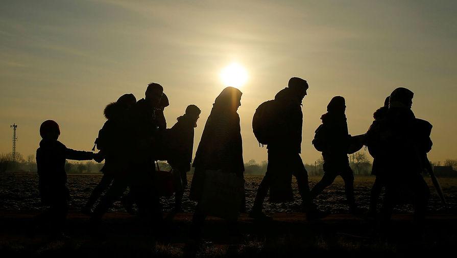 Границу ЕС пересекли более 76 тысяч беженцев из Турции