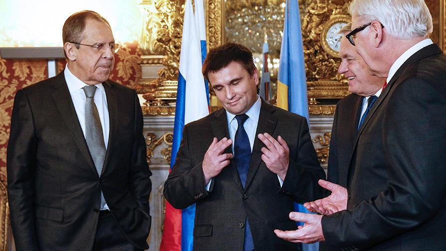 С международными партнерами будет обсуждаться не текст, а концептуальные положения законопроекта о деоккупации Донбасса, - Климкин - Цензор.НЕТ 3107