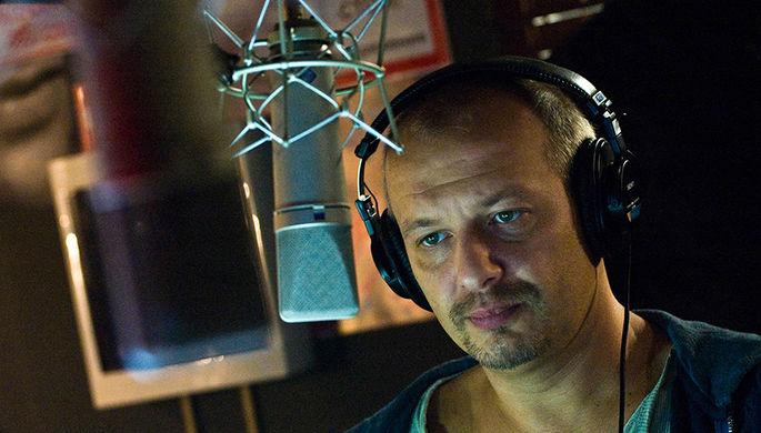 Дмитрий Марьянов в фильме «День радио» (2008)