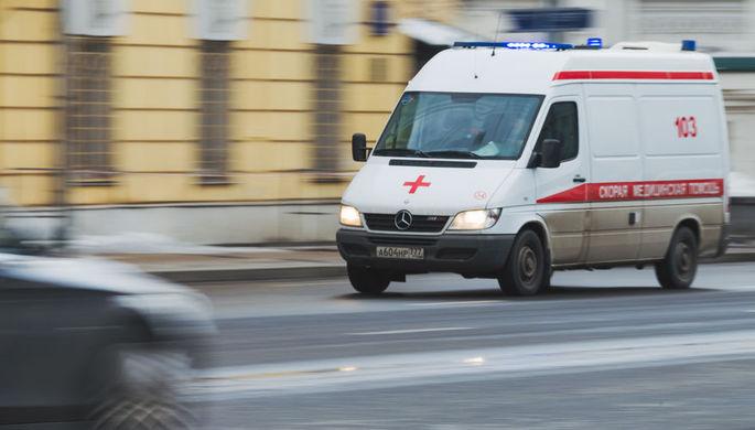 В Петербурге произошел взрыв