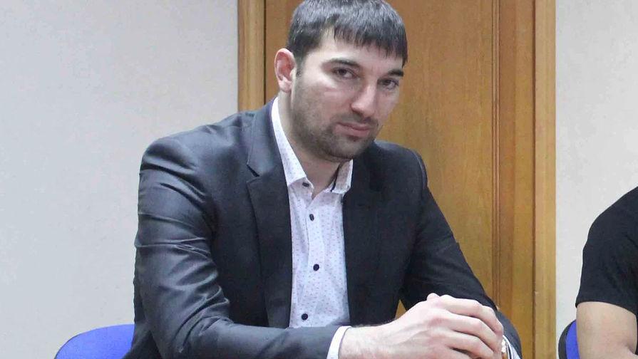 Глава Центра противодействия экстремизму МВД Ингушетии Ибрагим Эльджаркиев