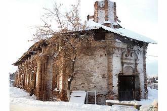 Предтеченская церковь, Верхотурье