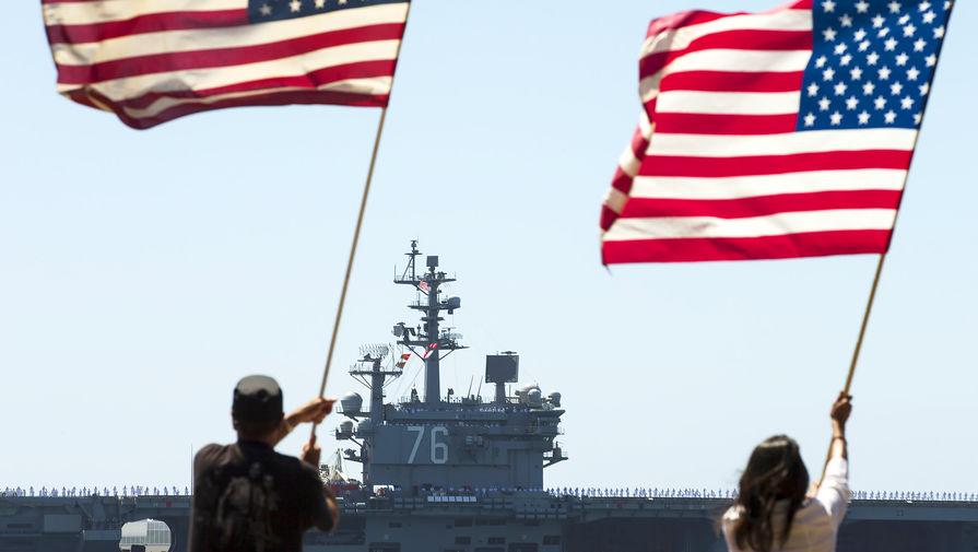 В ВМС США намерены взять Мировой океан под глобальный контроль