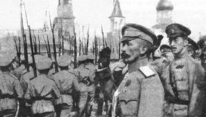 Арест царицы и поход на столицу: как Корнилов сражался за Россию