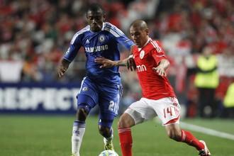 Саломон Калу стал автором единственного гола в матче