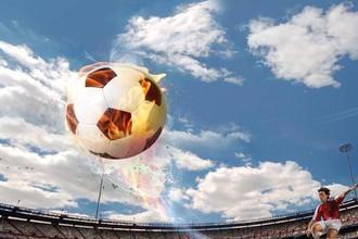 Возможности румынских футболистов оказались сверхчеловеческими