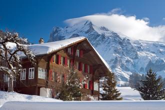 Жилье на склонах Швейцарии растет в цене уже 10 лет