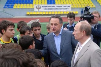 Владимир Путин и Виталий Мутко намерены искоренить договорные матчи