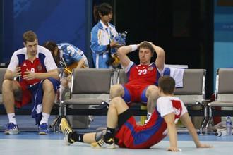 Россия уступила, но попала на чемпионат Европы