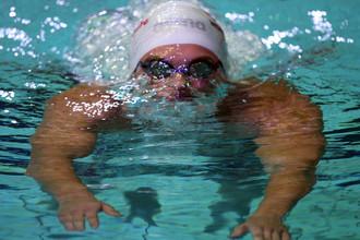 Владимир Морозов дважды победил на московском этапе Кубка мира по плаванию