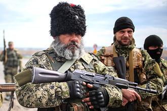 Боевик Александр Можаев (Бабай)