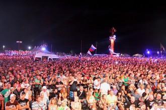 Боксерское шоу «Бой в Севастополе» собрало около 100 тысяч зрителей.