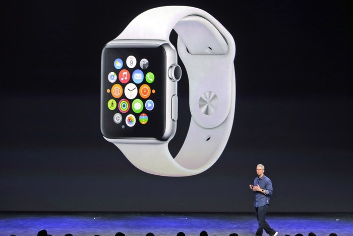 Презентация Apple Watch