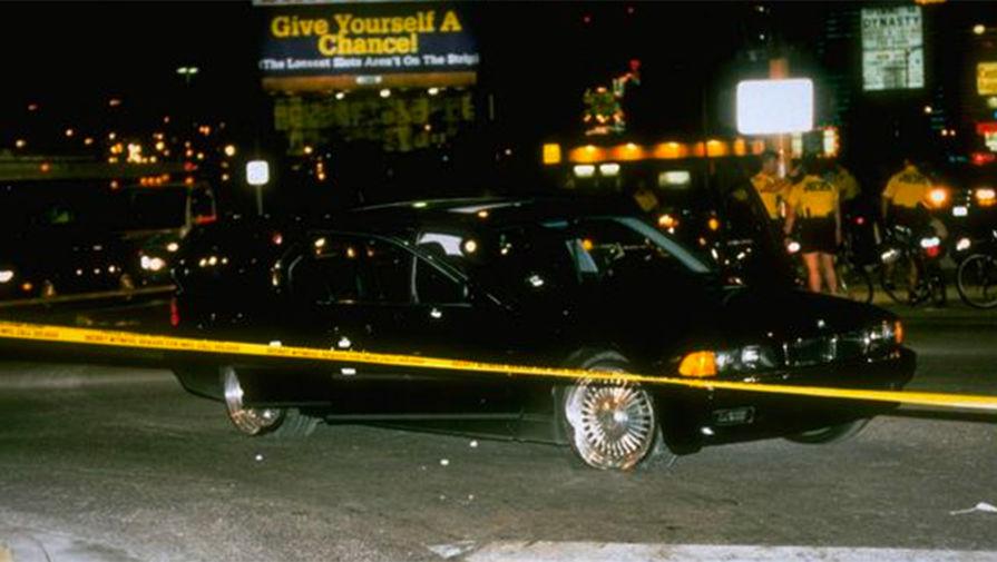 7 сентября 1996 года в Лас-Вегасе была расстреляна машина Найта Мэриона, в которой также находился Тупак Шакур. В него попало 4 пули, одна из которых ранила легкое. 13 сентября он умер в больнице.