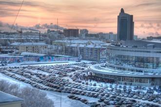 В декабре-январе согреться в Уфе можно, сходив на хоккей