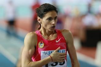Легкоатлетка Антонина Кривошапка оказалась в числе пяти спортсменов, признавшихся в употреблении допинга