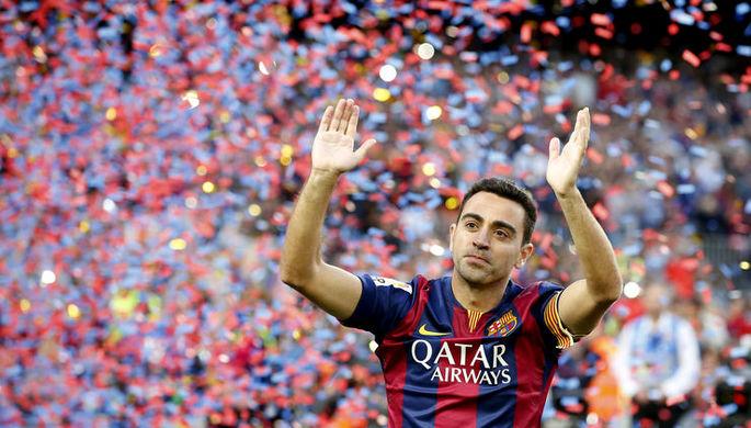 Лионель Месси в составе «Барселоны»