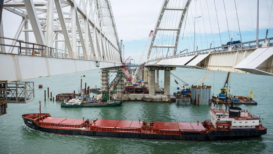 Об угрозах Крымскому мосту со стороны Украины рассказал военный эксперт