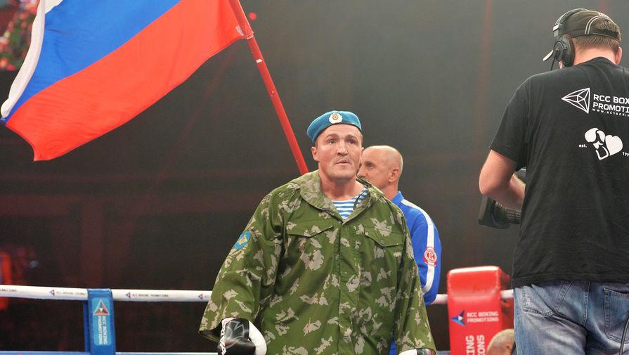 Лебедев проведет бой за пояс WBC Silver