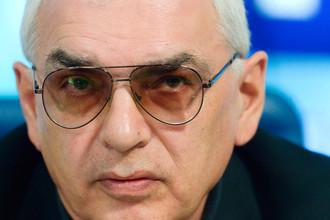 Генеральный директор ФГУП «Киноконцерн «Мосфильм» Карен Шахназаров