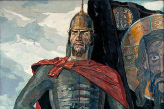 «Исторический триптих «Александр Невский» (1943)