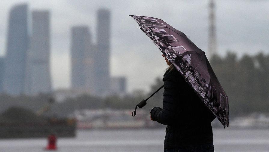 В Москве в четверг ожидается до 4С
