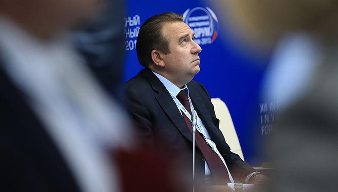 Алексей Рахманов на форуме «Сочи-2013»